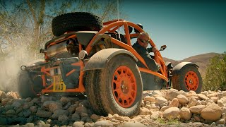Download Matt LeBlanc Reviews The Ariel Nomad   Top Gear Video