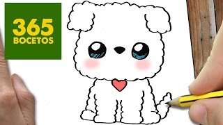 Download COMO DIBUJAR UN PERRO PASO A PASO: Os enseñamos a dibujar un perro fácil para niños Video