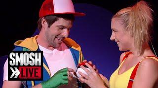 Download MY POKEMON GO ADDICTION - SMOSH LIVE Video