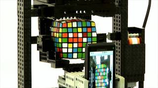 Download ARM Powered Android LEGO MultiCuber 777 Video