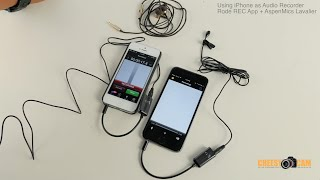 Download Using your iPhone 6 as Portable Audio Recorder DSLR Video Video