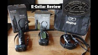 Download E-collar Review. Garmin Pro 550, Garmin Sport Pro, Dogtra 1900s. Video
