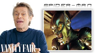 Download Willem Dafoe Breaks Down His Career, from 'The Boondock Saints' to 'Spider-Man' | Vanity Fair Video