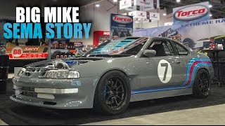 Download BIG MIKE'S HONDA PRELUDE - SEMA BATTLE OF THE BUILDER STORY Video