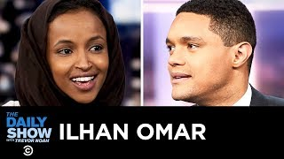 Download Ilhan Omar - Getting Down to Business with the Congressional Freshman Class | The Daily Show Video