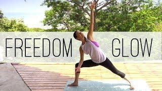 Download Freedom Glow Yoga - Yoga With Adriene Video