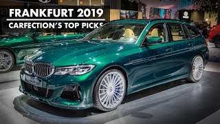 Download Our Top Picks From The 2019 Frankfurt Motor Show | Carfection Video