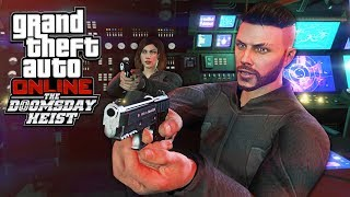 Download GTA 5 DLC - THE DOOMSDAY HEIST *SECRET AGENT RESCUE* // ACT 3, PART 1!! (GTA 5 Online Heists) Video