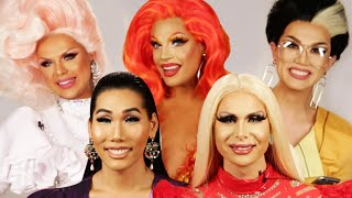 Download The Queens Of ″RuPaul's Drag Race All Stars 4″ Take A BuzzFeed Quiz Video