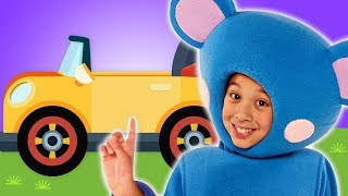Download 🔴 LIVE: Driving in My Car with Eep the Mouse & More | Mother Goose Club Nursery Rhymes for Kids Video
