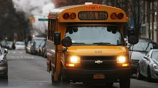 Download NTSB: All school buses should have seat belts Video