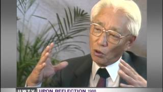 Download Akio Morita: Comparing Japanese and American Business Practices Video