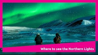 Download Where are the best places to see the Northern Lights? Video
