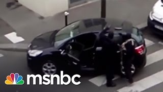 Download New Charlie Hebdo Attack Footage & More | All In | MSNBC Video