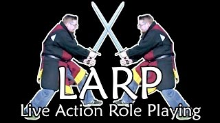 Download Shad's epic LARP adventure (Live action Role-Playing) and first impressions Video
