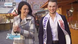 Download Delphine Wespiser part à la rencontre de Maxime Klinger, Mister France Grand Est Video