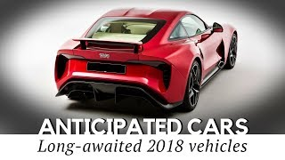 Download 10 Most Anticipated Cars Worth Waiting For In 2018 (Latest News and Rumors) Video