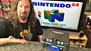Download FOUND: Ultra-Rare Nintendo Prototype N64 Add-On (US Version of 64DD) Video