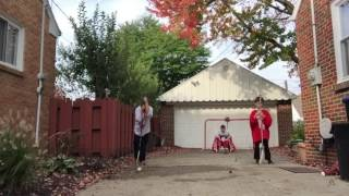 Download Street hockey Shootout Red vs White Video
