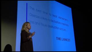 Download Early detection of Alzheimer's disease: Elli Kaplan at TEDxPeachtree 2012 Video