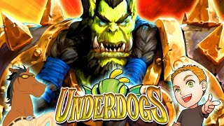 Download The Underdogs | Mewnfarez, Horsepants & Trikslyr! Heroes of the Storm Video