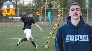 Download MINIMINTER IN REAL LIFE FOOTBALL!! | BEST GOALS RECREATED!! #11 Video