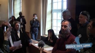 Download L'audience surréaliste de l'avocat de Dieudonné au Barreau de Paris Video