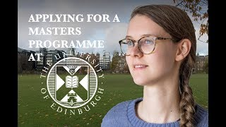 Download How I got an offer from the University of Edinburgh Video