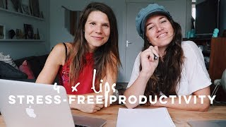 Download 4 x TIPS FOR STRESS-FREE PRODUCTIVITY - #WORKMODE Video