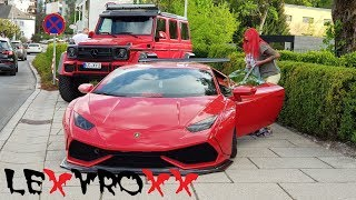 Download LEXY ROXX LIBERTY WALK LAMBORGHINI & G500 4×4² WÖRTHERSEE TOUR 2018 Video