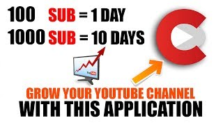 Download 1000 Subscribers + 4000 WatchTime | Promote Your Youtube Channel Free | Grow Youtube Channel Fast Video