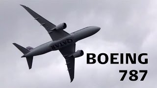 Download Boeing 787 Farnborough 2012 Display Video