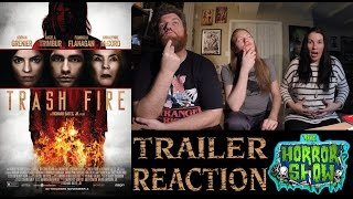Download ″Trash Fire″ 2016 Trailer Reaction - The Horror Show Video