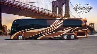 Download Marathon Coach Custom Coach #1247 Prevost H3-45 Double Slide Video