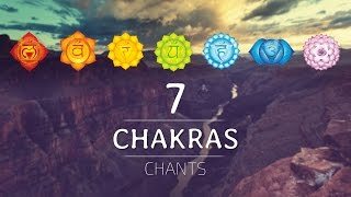 Download ALL 7 CHAKRAS HEALING CHANTS | Chakra Seed Mantras Meditation Music Video