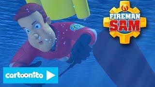 Download Fireman Sam | Pontypandy Pete Day | Cartoonito Video