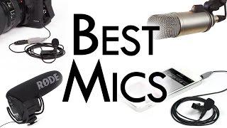 Download Best Microphones for Video ($0-$500) Video