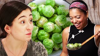 Download Can Chefs Make Brussels Sprout-Haters Change Their Mind? Video