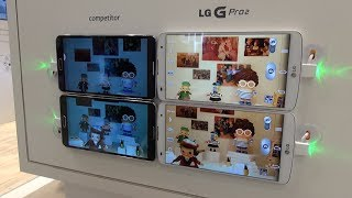 Download LG G Pro 2: Hands-on Demos Video
