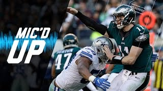 Download Carson Wentz Mic'd Up Finishes His Rookie Season in Week 17 vs. Cowboys | NFL Films | Sound FX Video