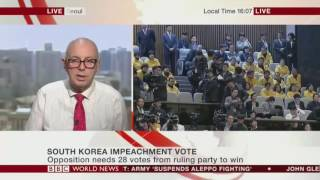 Download BBC World News - South Korea Presidential Impeachment Video