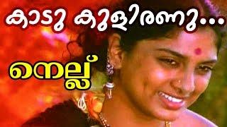 Download Kadu Kulirannu... [ Kalyana Prayathil ]   Superhit Malayalam Movie   Nellu   Movie Song Video