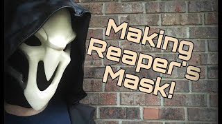 Download How To: Make Reaper's Mask (From Overwatch) Video