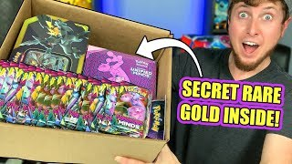 Download POKEMON SENT ME A HUGE BOX OF CARDS w/ a *SECRET RARE GOLD* OPENING INSIDE! Video