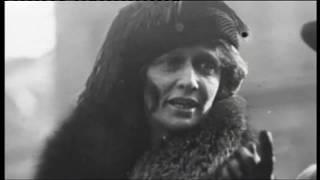 Download Nancy Astor (1879-1964) Viscountess Astor, CH Video