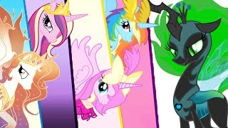Download My Little Pony: Harmony Quest Magical Adventure - Final Boss Ending Princess Chrysalis #35 Video