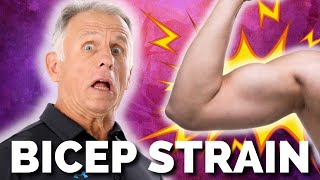 Download Absolute Best Self-Treatment for Bicep Tendonitis and/or Strain/Tear . Video