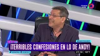 Download ¡Terribles confesiones en lo de Andy! Video