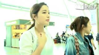 Download [tvdaily] ★이민정★ 출국, '오늘도 열일하는 미모' Video