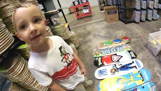 Download MY SON PICKED MY SKATEBOARD! Video
